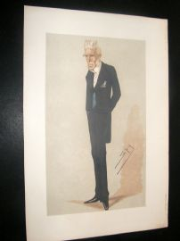 Vanity Fair Print 1877 Duke of Cleveland. Royal. Proof